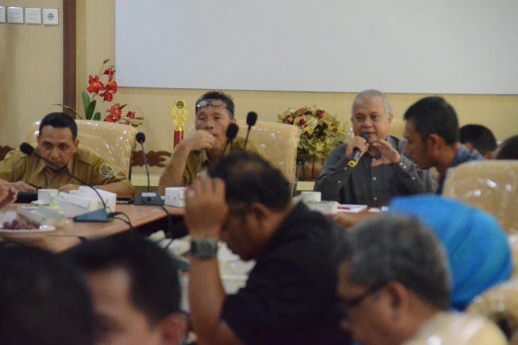 Rapat Koordinasi PKS